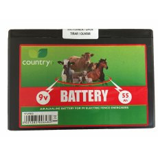 COUNTRY UF 9V 55AH BATTERY