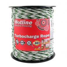 HOTLINE GREEN SUPERCHARGE ROPE 6MM X 200M