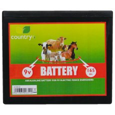 COUNTRY UF 9V 165AH BATTERY