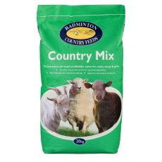 COUNTRY MIX 20KG BADMINTON