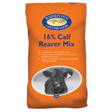 CALF REARER 16 MIX 20KG BADMINTON