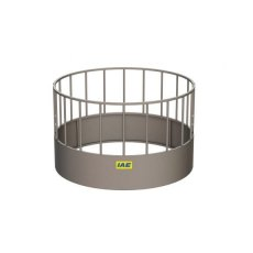 IAE HEAVY DUTY RING CATTLE FEEDER 2135MM (7FT)