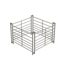 IAE 7 RAIL INTERLOCKING SHEEP HURDLES
