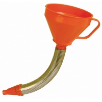 Plastic Funnel with Flexible Spout 152mm