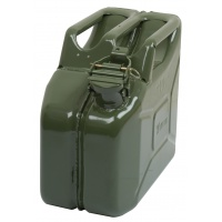 Metal Jerry Can 10 Litre (Green)