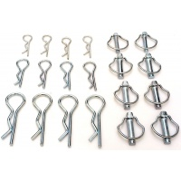 PIN LINCH & G CLIP