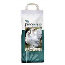 GROWERS PELLETS 5KG FANCY FEED