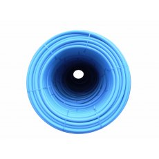 WATER PIPE 50MM MDPE BLUE