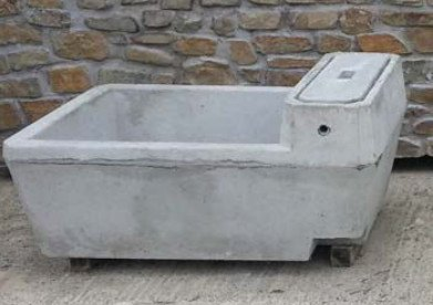 West Country Concrete Products CONCRETE WATER TROUGH