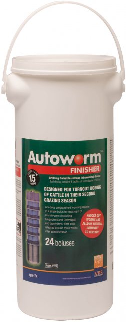 Zoetis AUTOWORM FINISHER 24 PACK