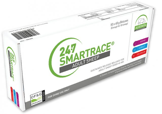 Agrimin 24-7 SMARTRACE ADULT SHEEP 50PK