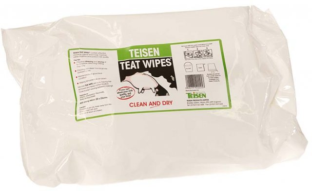 Teisen Products TEISEN TEAT WIPES REFILL 600PK