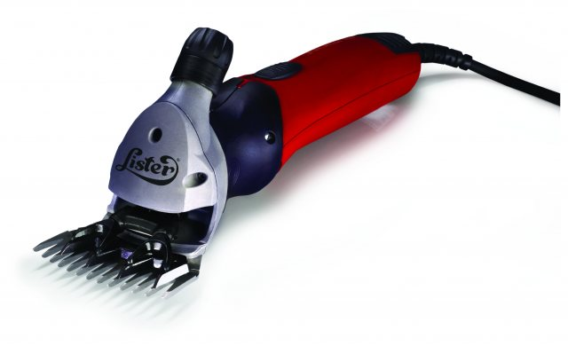 Lister Shearing FUSION SHEAR RED