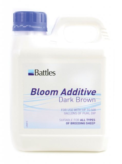Battles BLOOM ADDITIVE DARK BROWN 1L