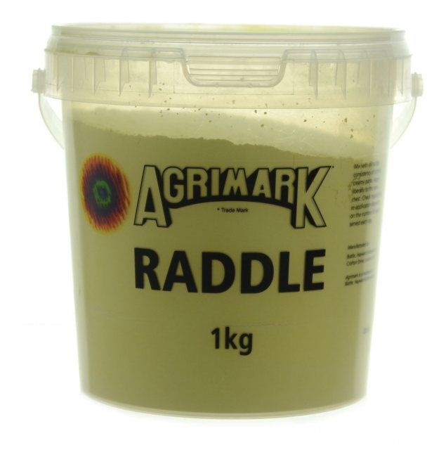 AGRIMARK AGRIMARK RADDLE POWDER YELLOW