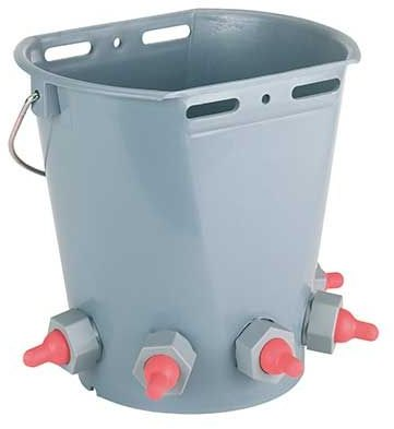 LAMB FEEDER BUCKET 5 TEAT