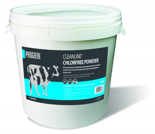 CLEANLINE CHLORFREE PWDR 20KG PROGIE