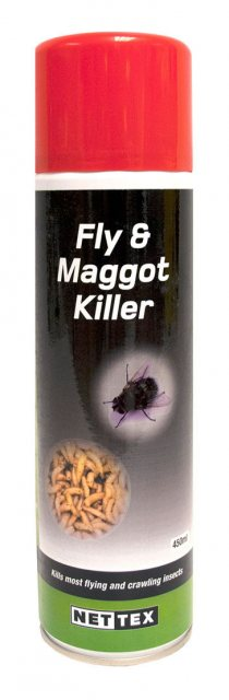 Nettex NETTEX FLY AND MAGGOT KILLER 450ML