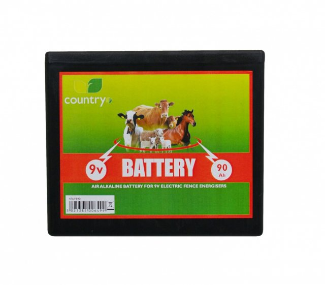 Country UF COUNTRY UF 9V 90AH BATTERY