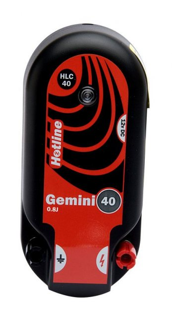 FENCER GEMINI HLC40 (12V/MAINS)
