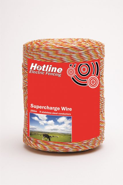 Hotline HOTLINE 9 STRAND TURBOCHARGE WIRE