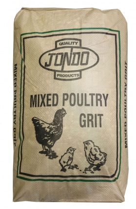 POULTRY GRIT MIXED 25KG