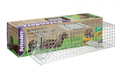 DEFENDERS MEDIUM SIZE ANIMAL TRAP