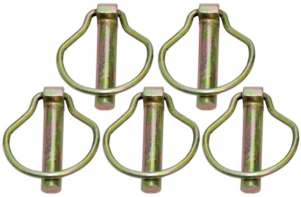 Linch Pins 9.5mm - Pack of 5
