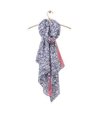 Joules Wensley Scarf in Mara Ditsy