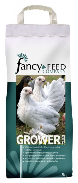 Fancy Feed Growers Pellets