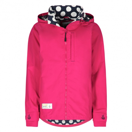 Lazy Jacks Ladies Waterproof Raincoat